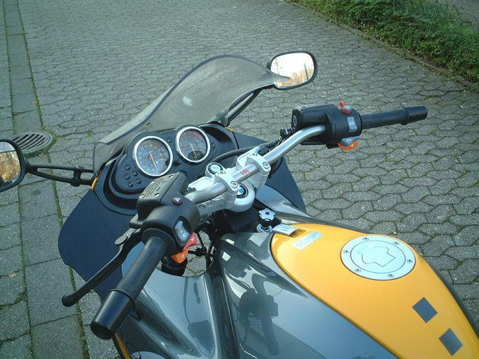 Superbike Kit BMW R1100S -00 Zilver