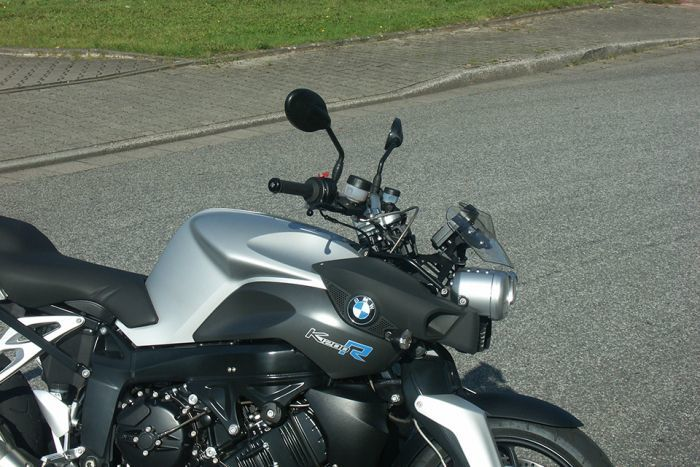 LSL Superbike Kit BMW K1200R -08 Silver