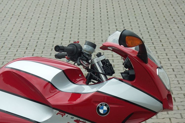 Superbike Kit BMW R1200S ABS 06- Zilver
