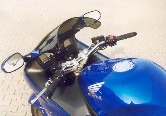 LSL Superbike Kit Honda CBR1100XX 99 Silver