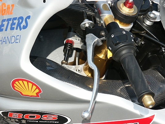 Steering damper Kit GSXR600/750/1000