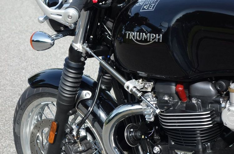 LD-KIT TRIUMPH Thruxton 16- Black