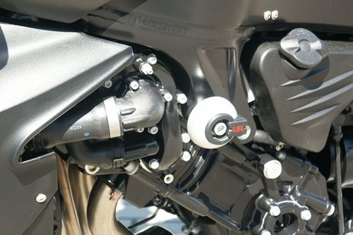 Crash-Pad Mounting Kit BMW K1200R 05-