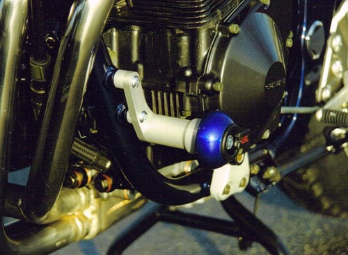 LSL Crash-Pad Mounting Kit SUZUKI GSF/GSX