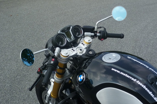 LSL Clip-On set Tour Match BMW R nineT ( R1ST/1N12) 14-