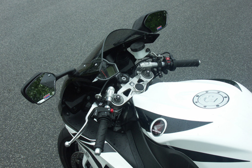 LSL Clip-On set Tour Match Honda CBR 1000RR ( SC59) 08-