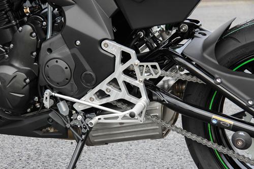 Lsl Rearset Kawasaki Er 6n S Abs 12 Lsl Making Good Bikes Perfect