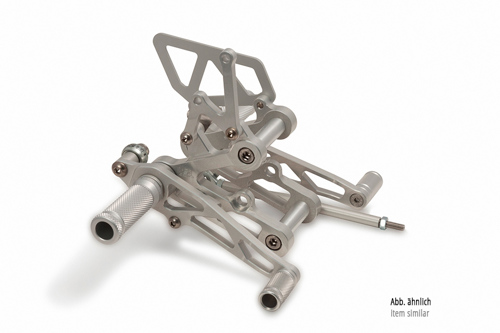 LSL Rearset Triumph Daytona/Speed Triple 99-01